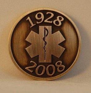 medal okolicznościowy 12
