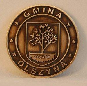 medal okolicznościowy 21