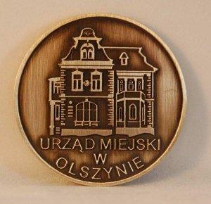 medal okolicznościowy 20