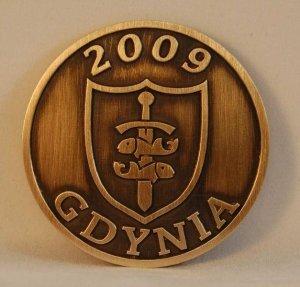 medal okolicznościowy 19
