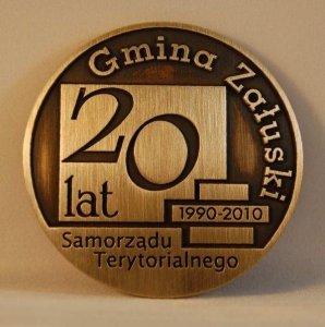 medal okolicznościowy 17