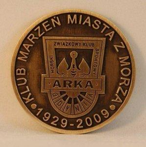 medal okolicznościowy 18
