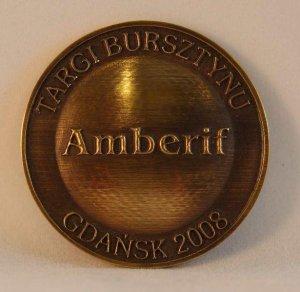 medal okolicznościowy 16