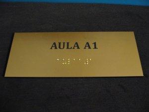 tabliczka grawerowana brailem 06